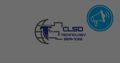 CLSD Tech Announcement