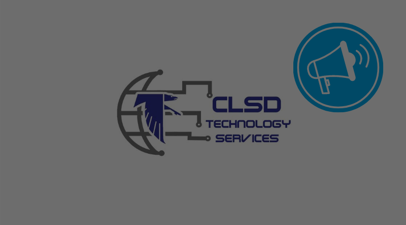 CLSD Tech Announcement